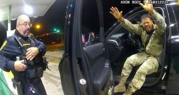Virginia governor 'disturbed and angered' by Caron Nazario traffic stop Image